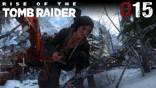 Rise of the Tomb Raider 015 | Das Arbeitslager | Let's Play Gameplay Deutsch thumbnail