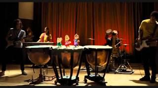 Элвин и бурундуки, часть песни из фильма:3