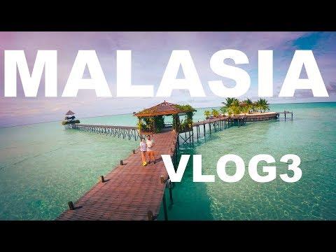 VLOG 3 | Viaje a Malasia |  El mejor hotel del MUNDO está en Borneo