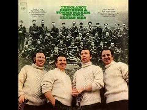 Clancy Brothers and Tommy Makem - Fare Thee Well Enniskillen