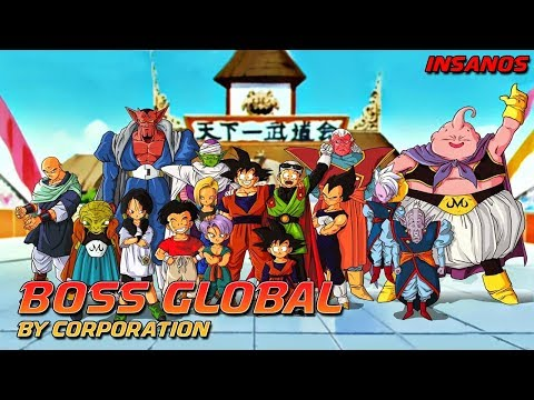 DRAGON BALL ONLINE BOSS GLOBAL CORPORATION
