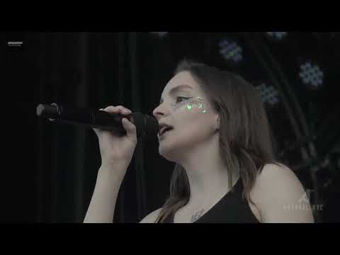 CHVRCHES Get Out (Governors Ball 2018 NYC) Live