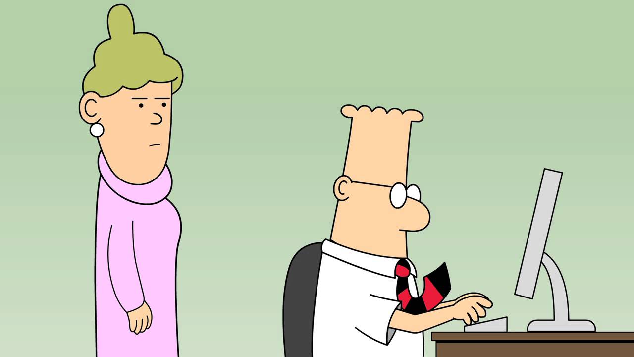 "Why Trump Supporters Love ""Dilbert"" Creator, Scott Adams |Dilbert Break"