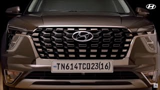 2021 Hyundai Alcazar Launched    Walkaround with All Price Detail Specification