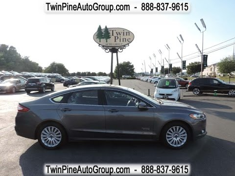 Ford Fusion Back Up Camera