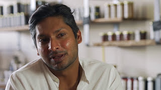 kumar sangakkara why he chose to play in hobart and the benefits utas offers students