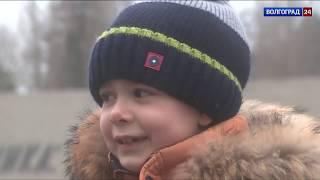 Юный волгоградец Кирилл Щуков стал участником фильма «Не время для героизма»