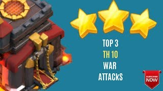 HOW TO 3 STAR ANY TH10 BASE | BEST WAR ATTACK STRATEGY 2018 | By R K O Clash of Clans Gaming