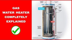 How a Gas Water Heater Works