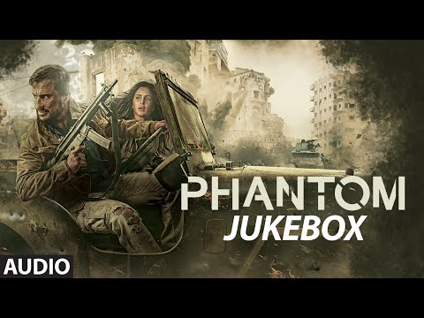 Phantom Full Audio Songs JUKEBOX | Saif Ali Khan, Katrina Kaif Pritam | T-Series