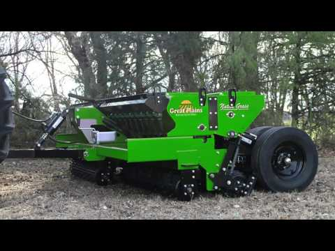 Great Plains Introduces its Compact No-Till Simple Seeder