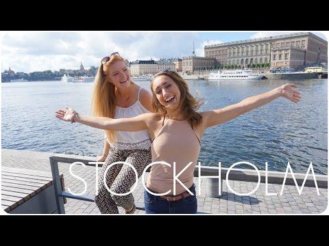 Exploring Stockholm, Sweden!