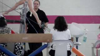 Sofiya Bars Routine (level 3) Dalmatian Classic Meet 2010