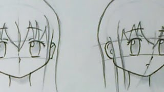 Как нарисовать аниме волосы(Советы по тому как нарисовать аниме / манга волосы Вопросы и ответы в группу: http://vk.com/club61619523., 2013-12-05T14:12:58.000Z)