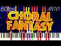 """Beethoven's """"Choral Fantasy"""", Op. 80 // BBC Proms 2015"""