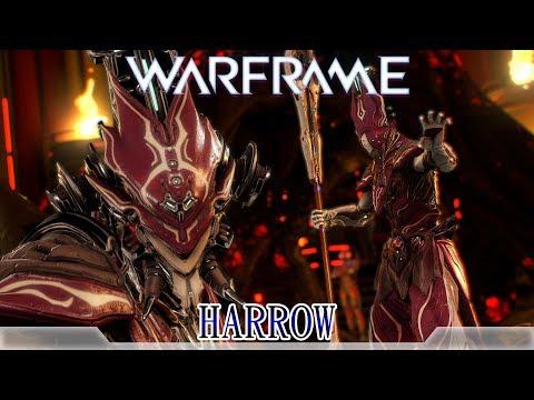 Warframe戰甲神兵  HARROW