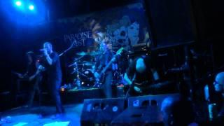 Paradise Lost - Clash Club - SP 12/04/2014 - Tragic Idol
