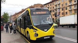 В Сочи могут появится белорусские электробусы