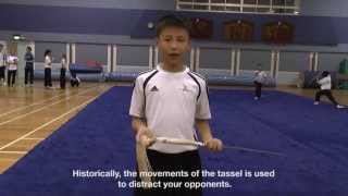 Wushu - Weapons of choice (Broadsword, Cudgel, Sword, Spear)