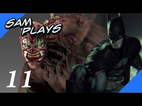 They've Poisoned the Water Supply! - Let's Play Batman: Arkham Asylum Part 11