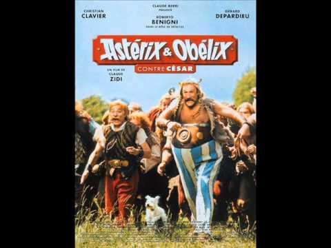 Asterix y Obelizx Contra Cesar Bso-Main Theme