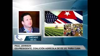 Solicitan empresarios estadounidenses al Congreso ampliar el comercio con Cuba #NoMasBloqueo