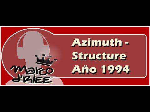 Azimuth - Structure - 1994