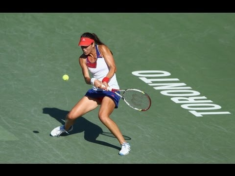 2013 Rogers Cup Quarterfinal WTA Highlights