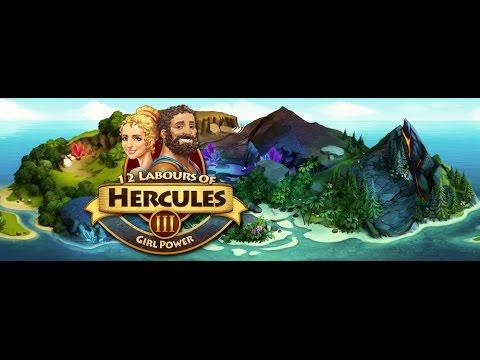 12 Labours of Hercules III Girl Power Beat Developer's Record 1-9 |