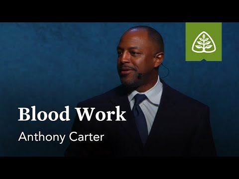 Anthony Carter: Blood Work