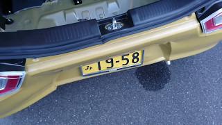 ワゴンR FX MH55S:追突事故4:新車がちゃん☆ガラになる。納車2ヶ月未満、走行2000少々なのに残念。自転車を轢かず「まだワゴンRで良かった」とも思える。
