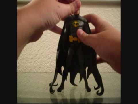 DC Direct Batman Legends of The Dark Knight Figure Box Set Review. Part 1