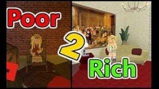 Roblox reich bis arm Teil 2: roblox bloxburg