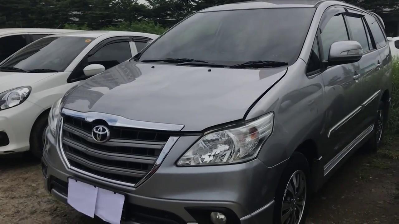 New Kijang Innova Luxury All The Legend Reborn Toyota Grand 2 0 G M T 2015 Last Improvement In Depth Tour Indonesia