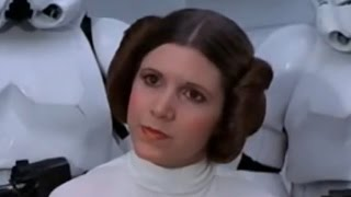 Iconic actress Carrie Fisher dead at 60
