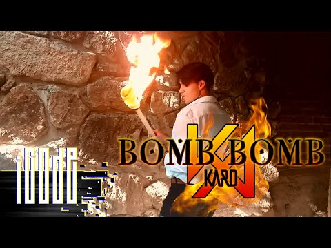 [iCODE] Kpop In Public Mexico | KARD - BOMB BOMB Dance Cover