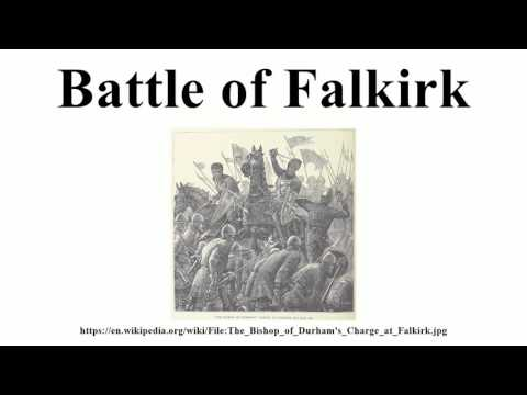 Battle of Falkirk