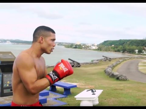 Fight Night Rotterdam: Jon Tuck - Guam