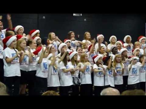 Olive Chapel Elementary School, Apex NC Holiday Concert Part 3