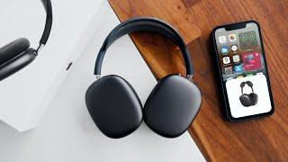 Apple se $ 550 AirPods MAX - Unboxing en klankindrukke!