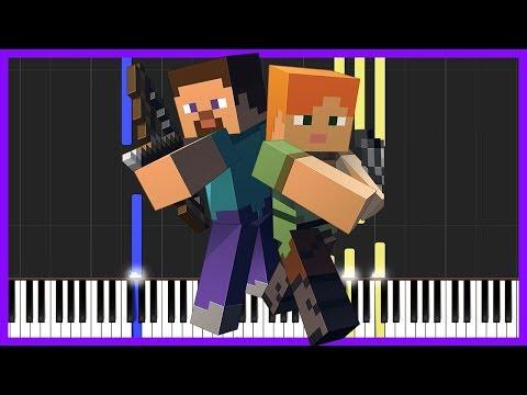 Mice on Venus - Minecraft [Piano Tutorial] (Synthesia) // Torby Brand