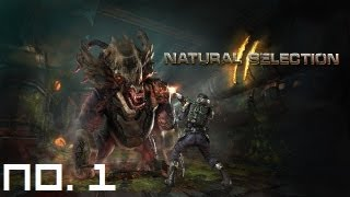 Let's Play Natural Selection 2 Ep. 1
