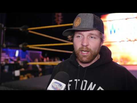 Dean Ambrose Interview: On Brock Lesnar, Baron Corbin, WrestleMania & dating tips