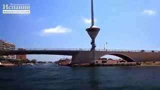 Достопримечательности Испании Два моря La Manga del Mar Menor Часть 2(Испания Ла Манга дель Мар Менор, популярный курорт на побережье моря Коста Калида Видео Часть 1 http://www.youtube.com/..., 2015-10-14T12:06:10.000Z)