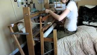 Weaving Process