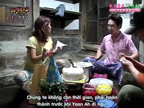 [vietsub] family outing season 2 ep 14 part 5