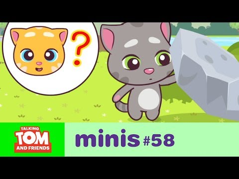 Talking Tom and Friends Minis - Hide and Seek (Episode 58)
