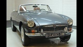 MGB Cabriolet 1977 -VIDEO- www.ERclassics.com