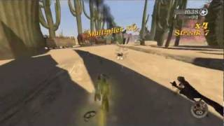Rango Xbox360 Part 2 (HD with commentary)