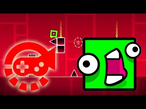 360° Video - Dry Out, Geometry Dash!